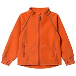 Kuling Livigno Vind Fleece Jakke Bright Orange