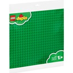 LEGO DUPLO 2304, Large green buildning plate