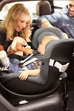 Cybex Sirona M2 i-Size Car Seat & Base M Soho Grey