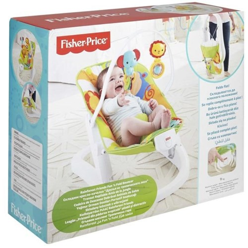 Fisher Price Rainforest Friends Toddler Rocker