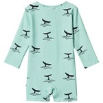 Kuling UV Suit Paros Whale Mint
