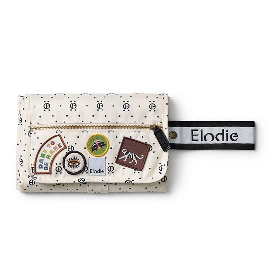 Elodie Portable Changing Pad Monogram