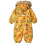 Reima Reimatec Winter Overall Lappi Warm Yellow