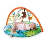 Bright Starts Monkey Business Musical Activity Baby Gym