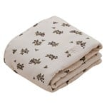 garbo&friends Blackberry Filled Muslin Blanket
