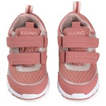 Kuling Seattle Waterproof Sneakere Strawberry Cream